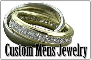 Mens Custom Jewelry