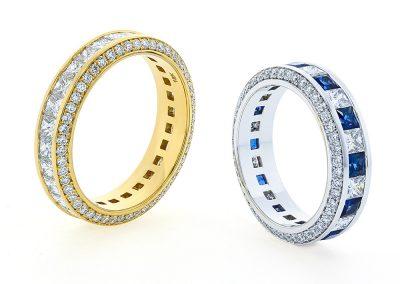 Eternity Ring Set
