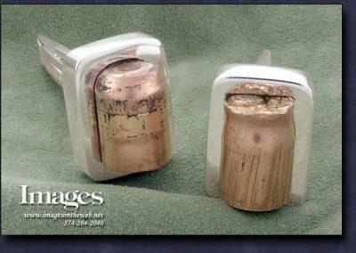 Magic Bullet Cuff Links