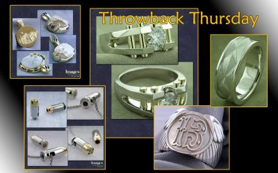 Throwback Thursday: Men's Custom Jewelry