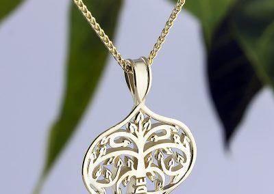 Bode Necklace Pendant