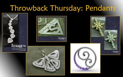 Throwback Thursday: Custom Pendants