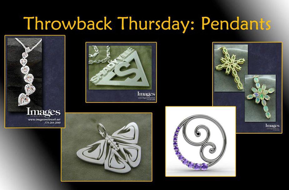 Throwback Thursday: Custom Pendants