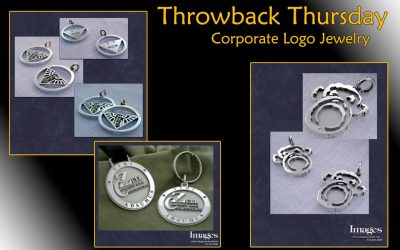 Throwback Thursday: Corporate Logo Jewelry