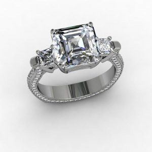 Ascher Engagement Ring