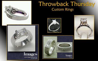 Throwback Thursday: More Fun Custom Rings