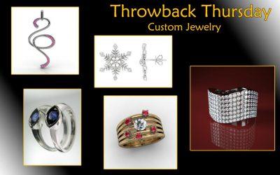 Throwback Thursday: Custom Rings