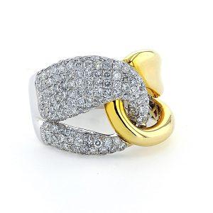 Custom Pave Ring