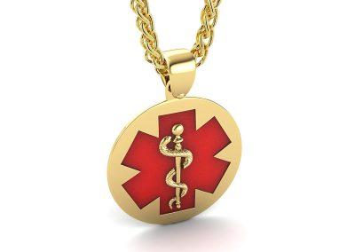Medic Alert Necklace