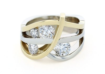 Two-Tone Coverage Ring