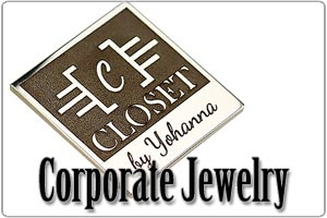 Corporate Logo Jewelry