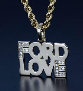 Ford Love Pendant