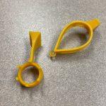 3d printed wax parts